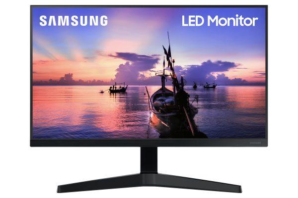 Samsung LF27T350FHRXEN Monitor Zwart
