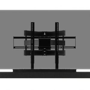 SoundXtra Harman Kardon Citation bar cantilever TV beugel Zwart