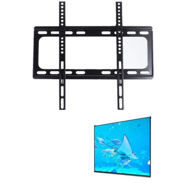 32-60 Inch Flat-panel Tv-muurbeugel - Zwart