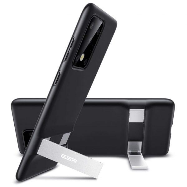 ESR - telefoonhoesje - Samsung S20 Ultra - Air Shield Boost - Zwart