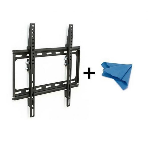 Foresta® Tv Muurbeugel + Tv Clean Doek En Waterpas 26-55 Inch - Wan...