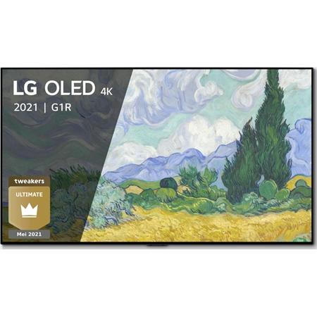 LG OLED55G1RLA 4K OLED TV (2021)