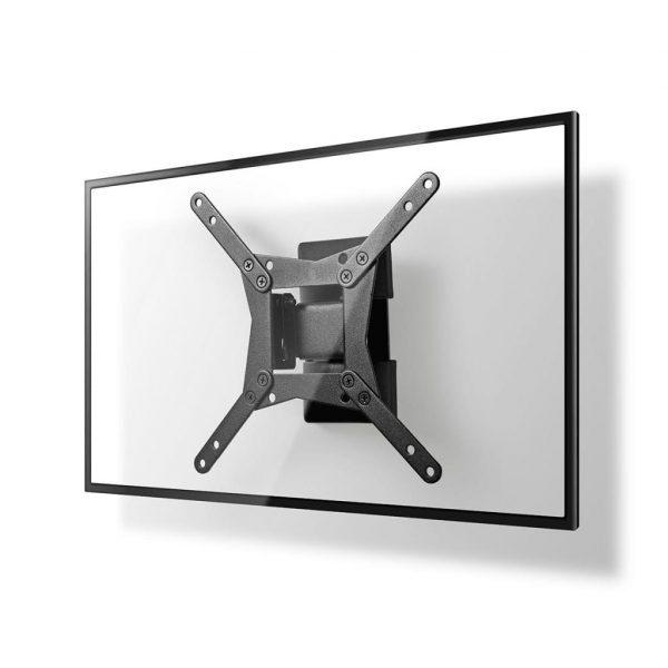 "Nedis TVWM11BK Full Motion Tv Wall Mount 10 - 32"" Max. 30 Kg 1..."