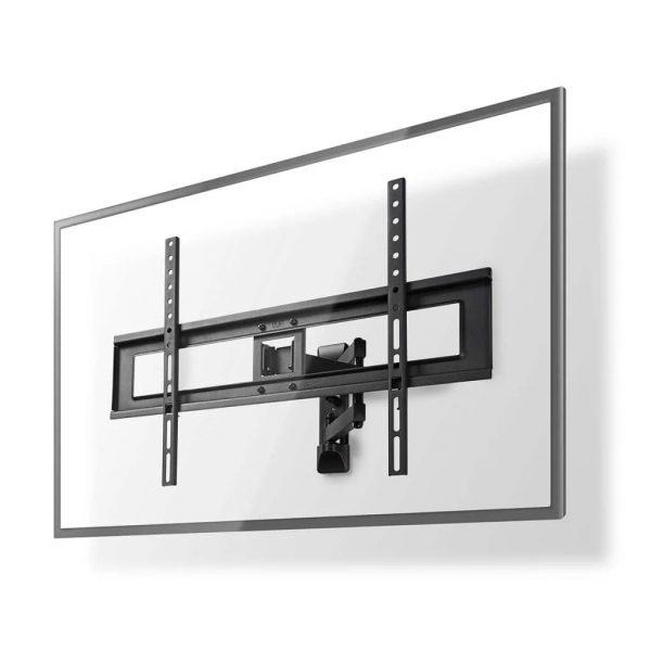 """Nedis TVWM1550BK Full-motion Tv-muurbeugel 37 - 70"""" Max. 35 Kg..."""