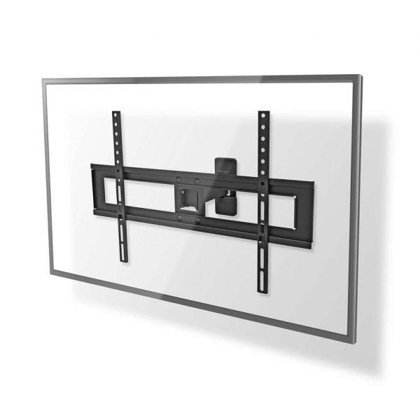 """Nedis Tvwm1450bk Full-motion Tv-muurbeugel 37 - 70"""" Max. 35 Kg 2"""