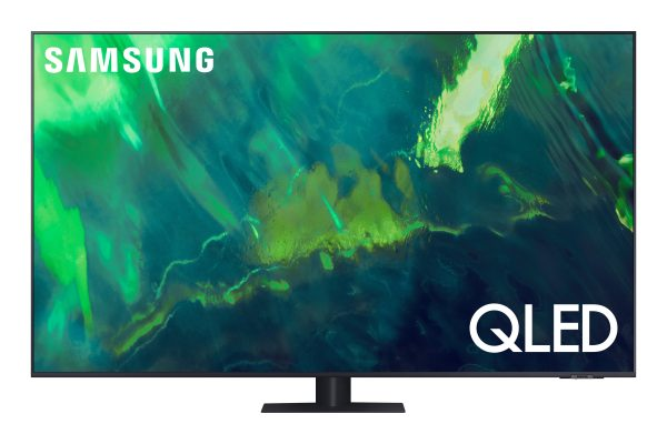 Samsung QE75Q77AAT QLED TV Staal