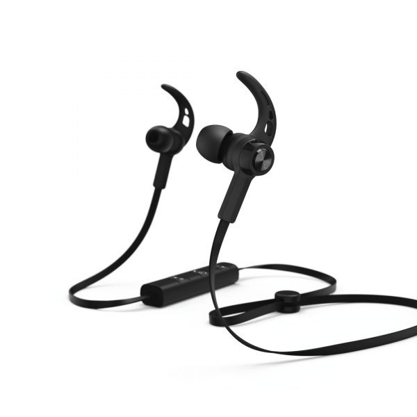 Hama BLUETOOTH-IN-EAR-STEREO-HEADSET CONNECT, Oordopjes Zwart