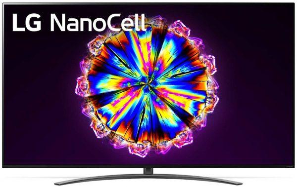 LG 86NANO916NA 4K Ultra HD-tv + beugel