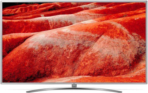 LG 86UM7600PLB 4K Ultra HD-tv + beugel