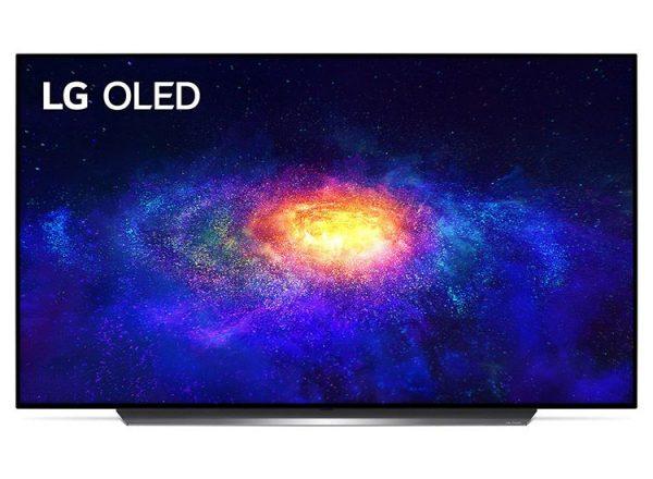 LG OLED 65CX6LA OLED-TV + beugel