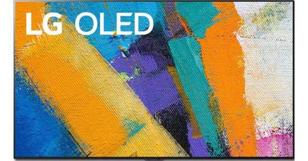 LG OLED 65GX6LA OLED-TV + beugel