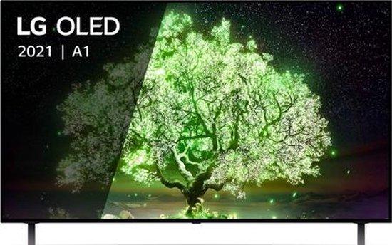 LG OLED48A16LA (2021) OLED-TV + beugel