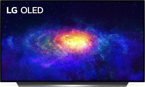 LG OLED48CX6LB OLED-TV + beugel