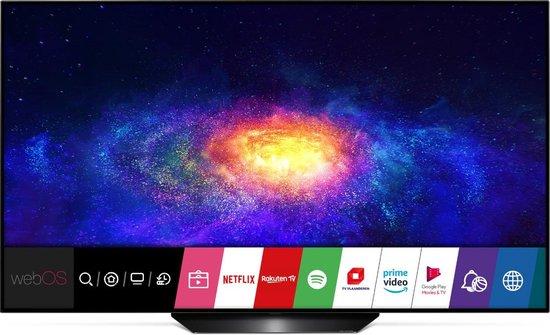 LG OLED55BX6LB OLED-TV + beugel