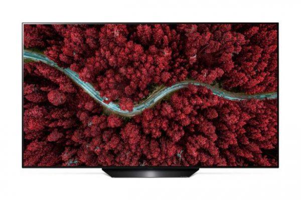 LG OLED65B9SLA (2020) OLED-TV + beugel