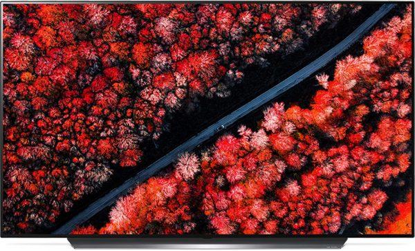 LG OLED77C9PLA OLED-TV + beugel