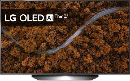 LG OLED77CX6LA OLED-TV + beugel