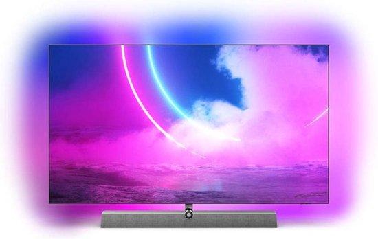 Philips 48OLED935/12 OLED-TV + beugel