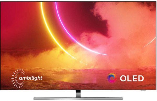 Philips 55OLED855/12 OLED-TV + beugel