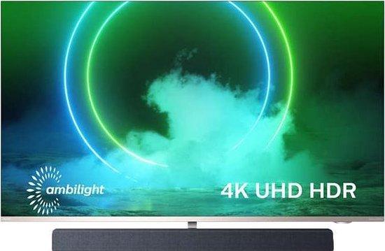 Philips 65PUS9435/12 4K Ultra HD-tv + beugel