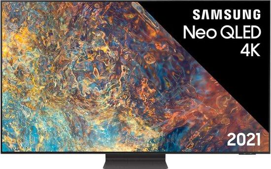 Samsung 65QN95A (2021) QLED-TV + beugel