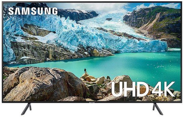 Samsung 75RU7170 4K Ultra HD-tv + beugel