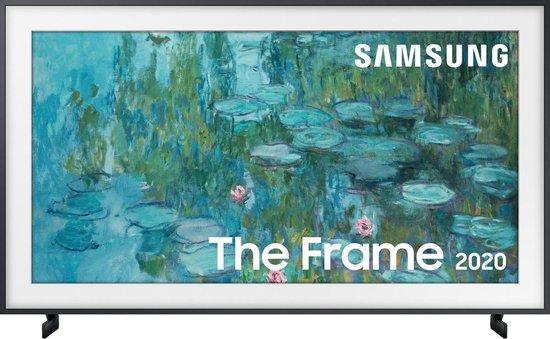 Samsung Frame QE55LS03T QLED-TV + beugel