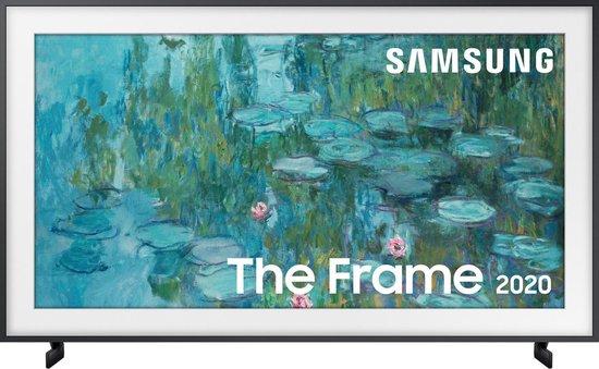 Samsung Frame QE65LS03T QLED-TV + beugel
