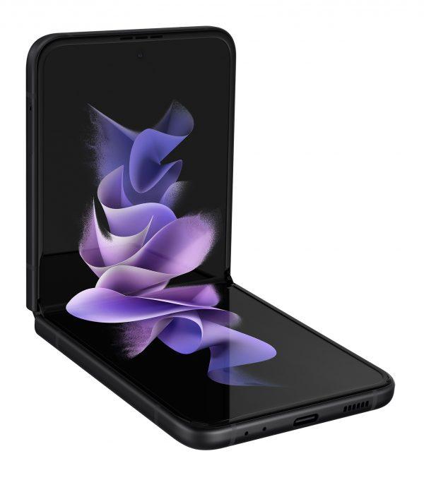 Samsung Galaxy Z Flip 3 5G 128GB Smartphone Zwart