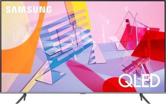 Samsung QE43Q64T QLED-TV + beugel