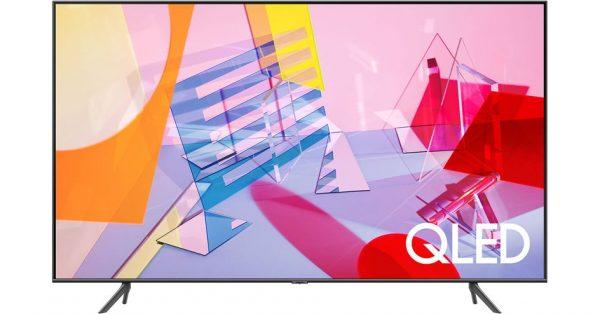 Samsung QE50Q60T (2020) QLED-TV + beugel