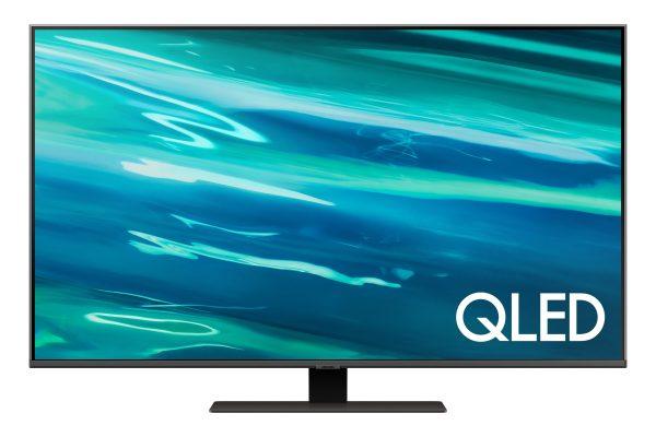 Samsung QE50Q80AAT QLED TV Zwart