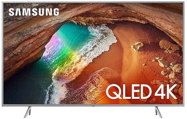 Samsung QE55Q64R QLED-TV + beugel