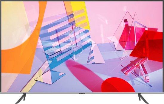 Samsung QE55Q64T (2020) QLED-TV + beugel