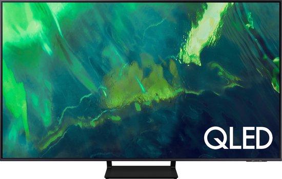 Samsung QE55Q70A (2021) QLED-TV + beugel
