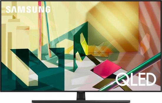 Samsung QE55Q70T (2020) QLED-TV + beugel