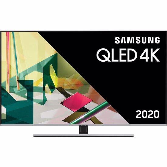 Samsung QE55Q75T QLED-TV + beugel