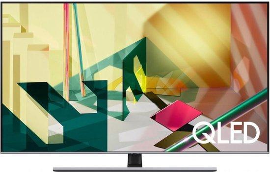 Samsung QE55Q77T (2020) QLED-TV + beugel