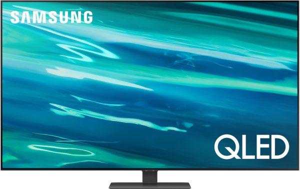 Samsung QE55Q80A (2021) QLED-TV + beugel