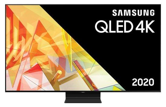 Samsung QE55Q95T (2020) QLED-TV + beugel
