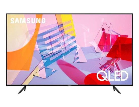 Samsung QE58Q60T (2020) QLED-TV + beugel