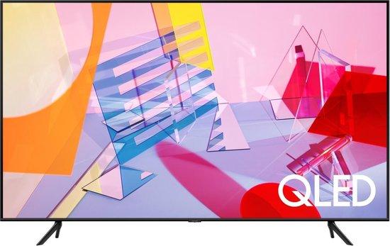 Samsung QE65Q60T (2020) QLED-TV + beugel