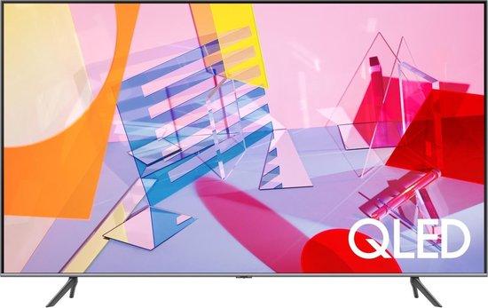 Samsung QE65Q64T (2020) QLED-TV + beugel