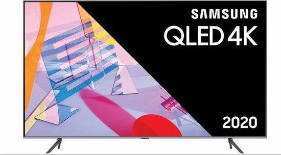 Samsung QE65Q67T (2020) QLED-TV + beugel