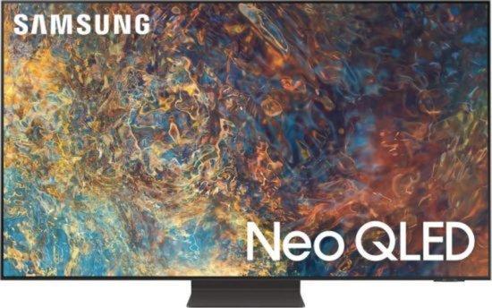 Samsung QE65QN93A (2021) QLED-TV + beugel