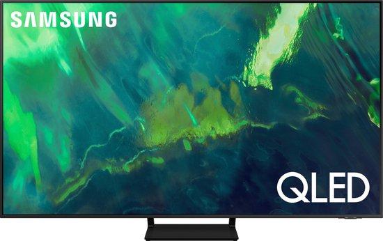 Samsung QE75Q70A (2021) QLED-TV + beugel