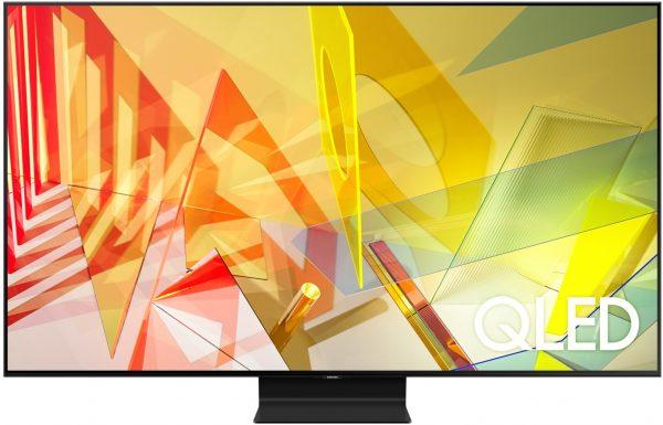 Samsung QE75Q90T (2020) QLED-TV + beugel