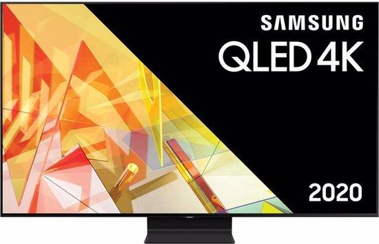 Samsung QE75Q95T (2020) QLED-TV + beugel