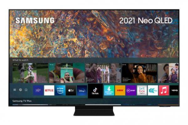 Samsung QE75QN95A (2021) QLED-TV + beugel
