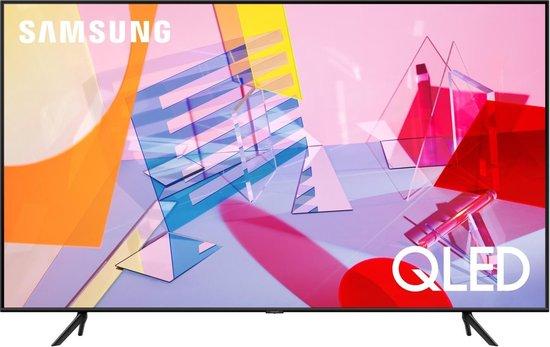 Samsung QE85Q60T (2020) QLED-TV + beugel